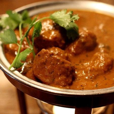 Pasanda Curry