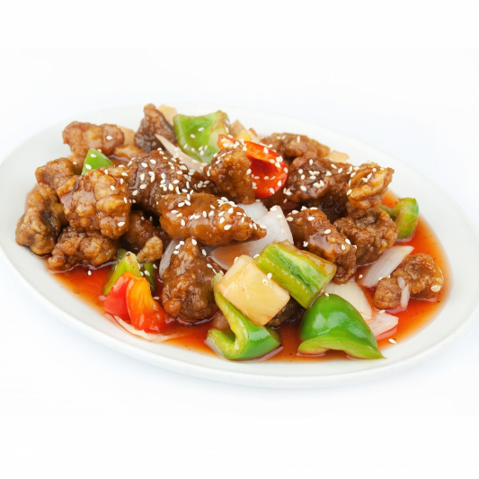 46. Sweet & Sour Pork