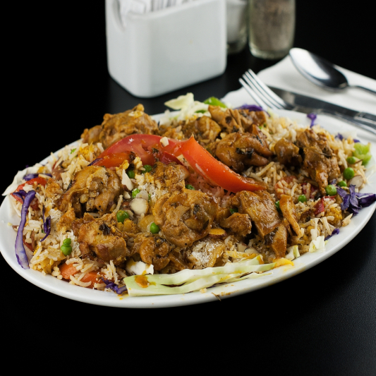 Chicken Biryani Lunch Special