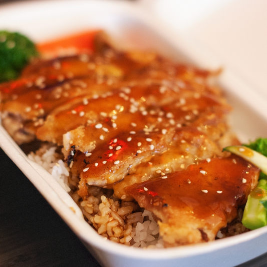 Chicken/Beef Teriyaki