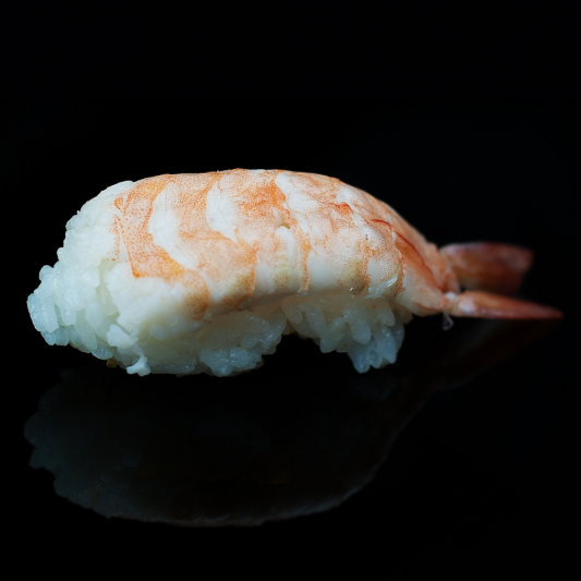 60. Ama Ebi (Sweet Shrimp)