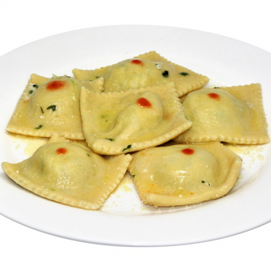 23. Pan Fried Pork Ravioli (3) 煎鍋貼