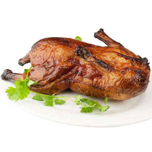 Roast Duck in Beer