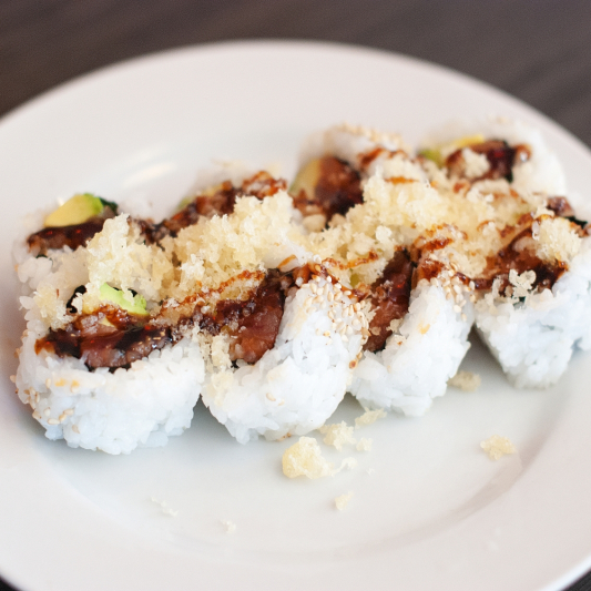 Spicy Crunchy Roll