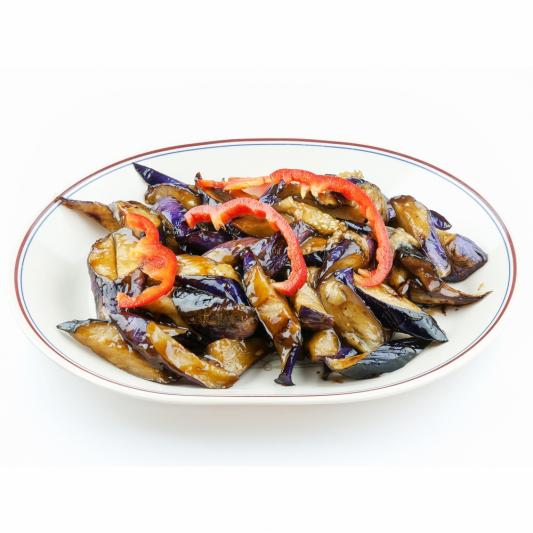Hot & Sour Eggplant