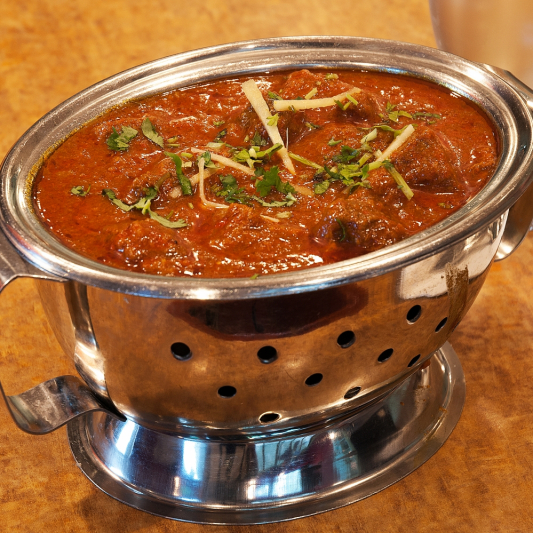 Kashmiri Mutton Curry (Rogan Josh)