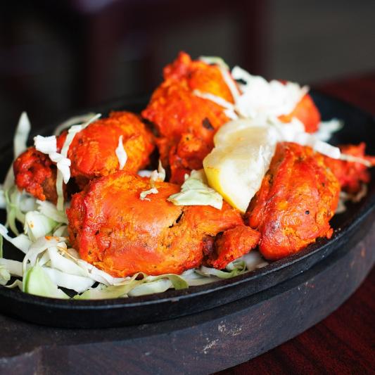 Chicken Tandoori (B.B.Q. Chicken)