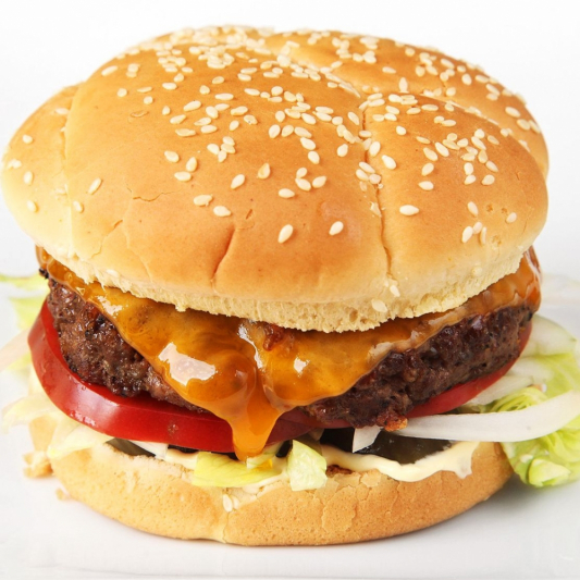 113. Chinese Meat Hamburger