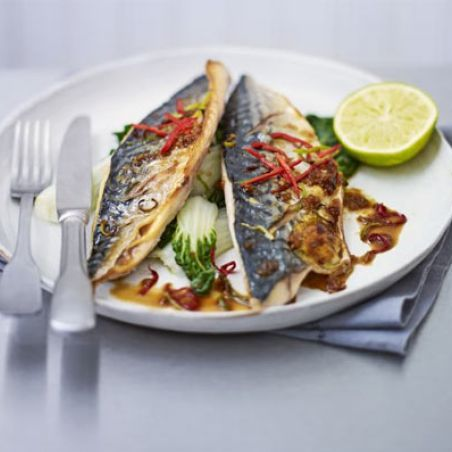 1. Grilled Saba Special