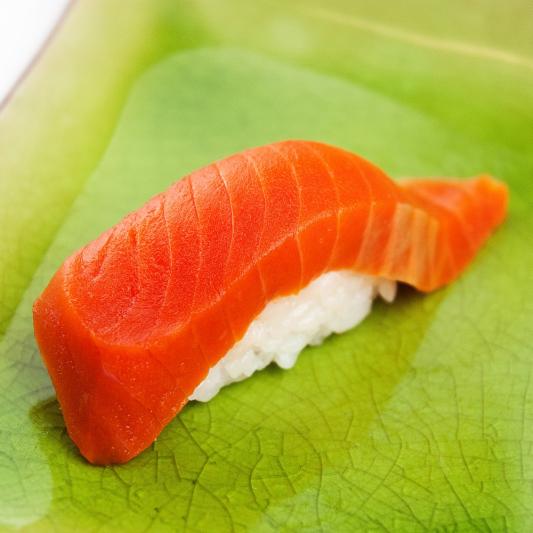 Sockeye Salmon Nigiri