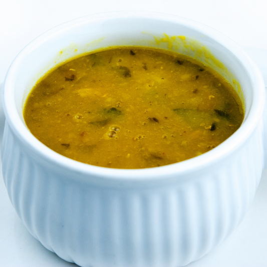 12. Lentil with Mixed Vegetable Soup