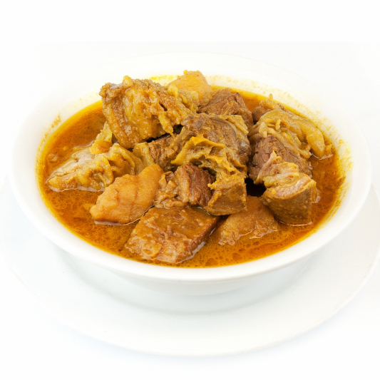 203. Curried Beef Brisket