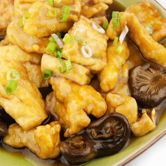 182. Cod Filet and Tofu Hot Pot