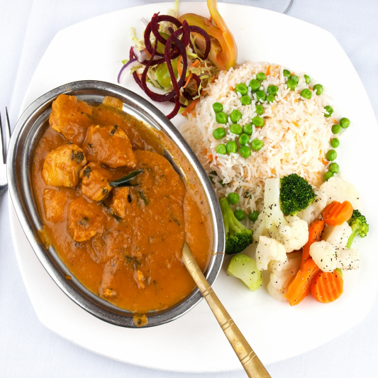 Chettinad Curry Chicken