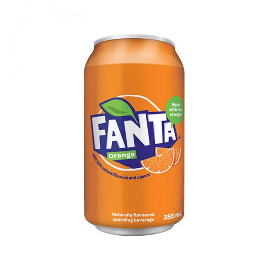 Canned Pop (355 ml)