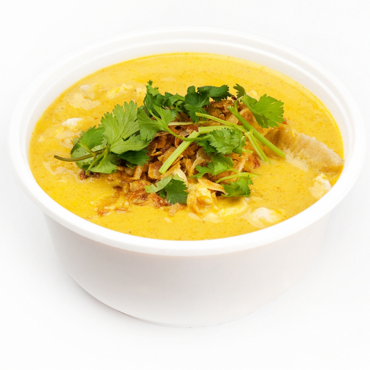 32. Yellow Curry (Gaeng Garrieh)