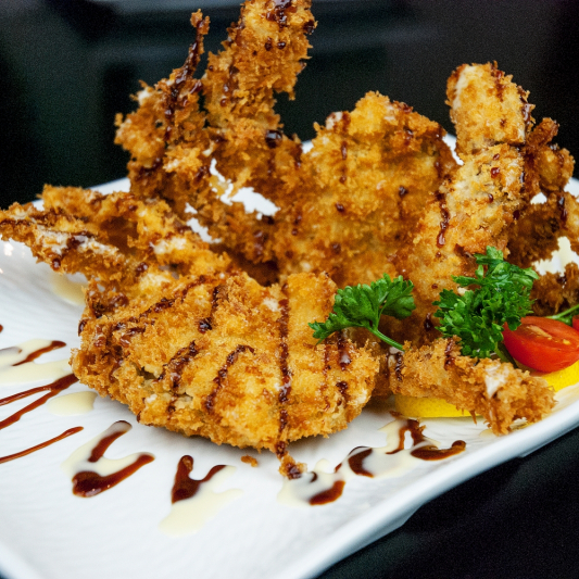 Salt and Pepper Soft Shell Crab 椒鹽軟殼蟹