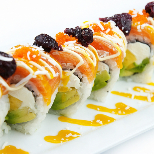 Hot Girl Roll (8 pcs)