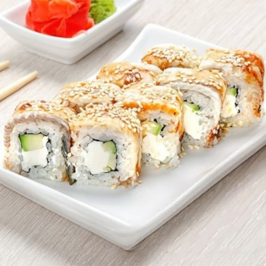 Ogopogo Dragon Roll