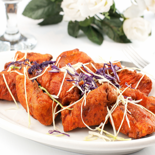 17. Fish Tandoori
