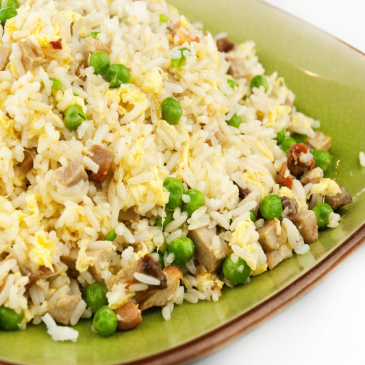 60. BBQ Pork Fried Rice