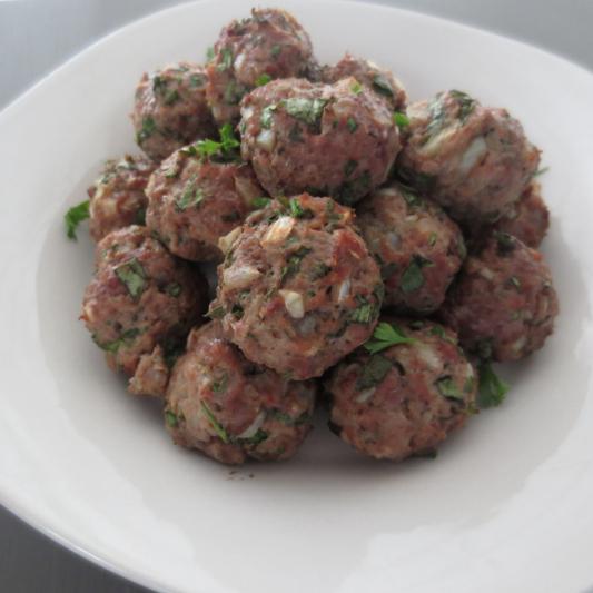 05. Steamed Beef Balls (M)
