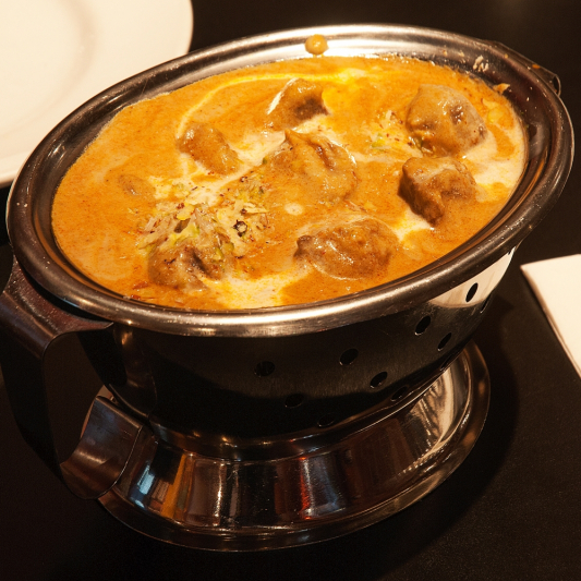 Lamb Korma (With Bone)