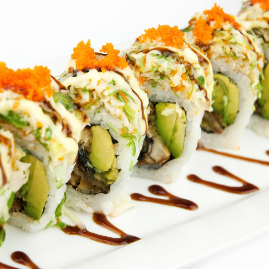 116. Spicy King Roll