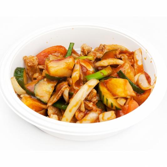 Dinner for 2B (Vegetarian)