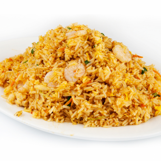 R9 Szechuan Spicy Fried Rice (shrimps & chicken)
