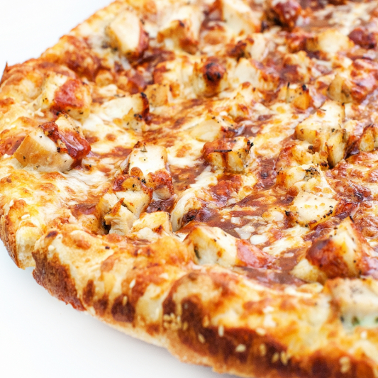 Bacon Pizza (Medium)