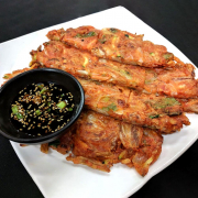 A2. Kimchi Pancake