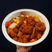 C7. Sweet & Sour Chicken
