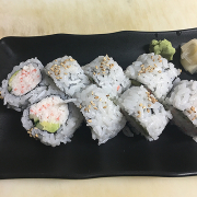 13.California Roll