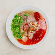 1. Classic Beef Noodles 清汤牛肉面