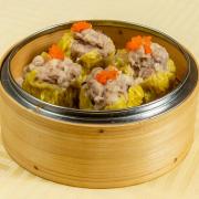 147. Steamed Pork Dumplings (4 pcs)