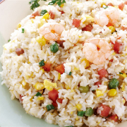 H16. House Special Fried Rice 中华特色炒饭