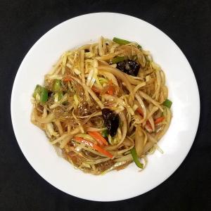 N5. Sweet Potato Sticky Noodle