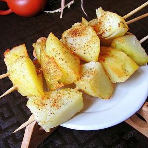 19. BBQ Potato (2) 土豆