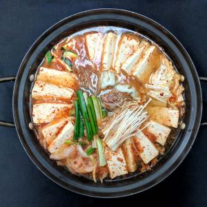S8. Tofu Pot Stew