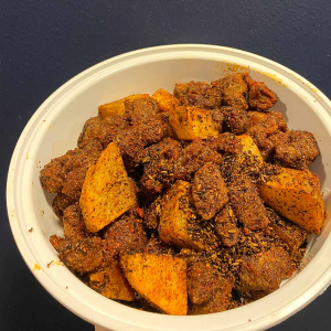 T5. Sauteed Diced Beef with Cumin