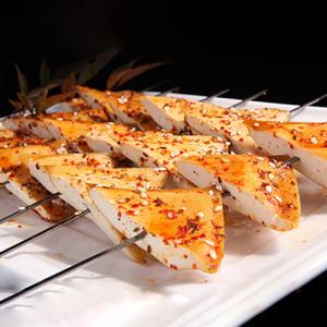17. BBQ Tofu (2) 豆腐