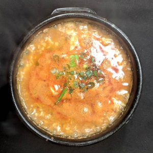 S1. Soft Tofu Stew