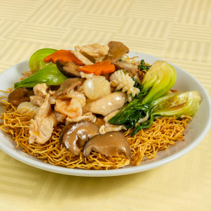 Rice Noodle & Chow Mein