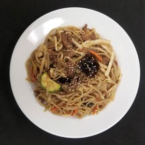 N4. Bulgogi Noodle