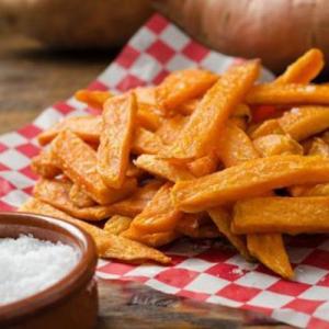 4C. Sweet Potato Fries