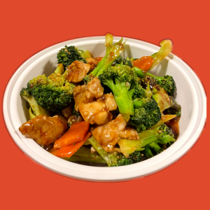 C5. Chicken & Broccoli