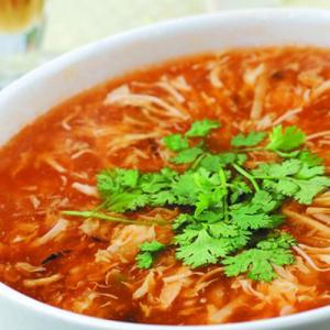 K14. Hot & Sour Soup 酸辣汤