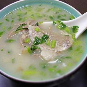 K02. Special Lamb Soup 招牌羊肉鲜汤