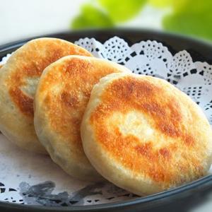 H05. Pan-Fried Beef/Lamb Pancake (4 pcs) 牛, 羊肉馅饼 (4个)